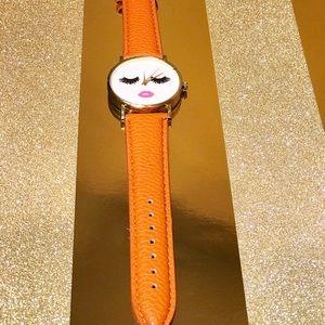 Women's Eyelash Watch